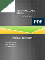 peds case study-2-2