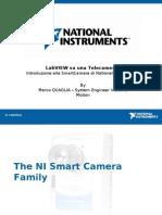 LabVIEW su una telecamera - introduzione alla Smart Camera di National Instruments