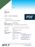 Portafolio KMC