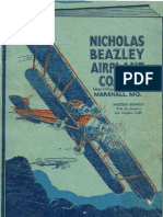 Beazley Aviation Catalog (1931)