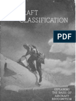 WWII Aircraft Recognition Guide