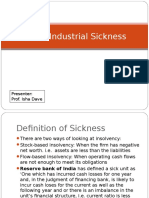 Ch 38 Industrial Sickness