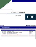 SGST Transport Strategy Ver1.41