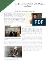 2010-021 PCG Press Release First OAV Day