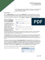 Abap 010 ABAP Workbench More Basics