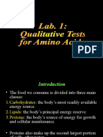 Lab 1 Qualitative Tests 2-2-2014