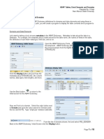 Abap 017 Tables Data Elements Domains