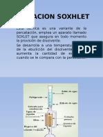 Extracion Soxhlet b