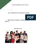 Situaciones Laborales en Perú Como Se Daban