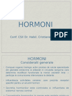 Curs 6 - Hormoni Si Markeri Tumorali 2