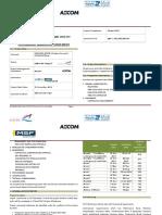 Narrative Statement NPP-0050-QENFB Infra Structure & Utility Buildings