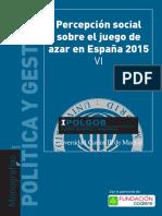 Informe Juego 2015 Online