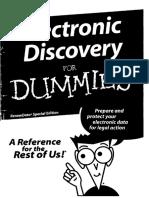 e Disc for Dummies