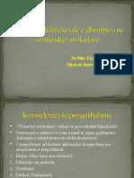 Diagnoza Diferenciale e Dhimbjes Ne Semundjet Artikulare