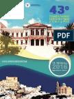 Το 43ο Πανελλήνιο Νοσηλευτικό Συνέδριο στην Σύρο (11-14/5/2016)
