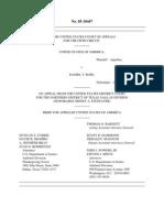 US Department of Justice Antitrust Case Brief - 01588-211870