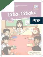 Buku Pegangan Siswa SD Kelas 4 Tema 7 Cita-citaku (Matematohir