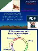 K15 - Adaptasi & Tumbuh Kembang Neonatus (Dr.supri)