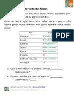 Atividades Para Imprimir_ App Pequena Feira_ Leitura e Matematica Funcional