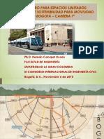 Tren Ligero Para Espacios Limitados - HERNAN CARVAJAL