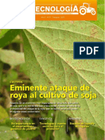 AGROTECNOLOGIA - AÑO 5 - NUMERO 57 - ANO 2015 - PARAGUAY - PORTALGUARANI