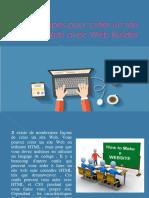 Étapes Pour Créer Un Site Web Avec Web Builder (1)