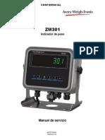 ZM301 Manual de Servicio