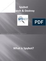 How to Use Spybot