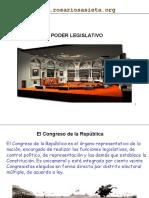 El Poder Poder Legislativo