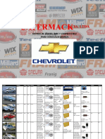 catalogo Chevrolet
