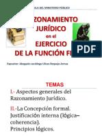 2522 8. Raz. Juridico en El Ejer. de La Funcion Fiscal Ulises Requejo Armas