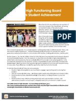 eboard student achievement