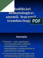 Curs Hematologie