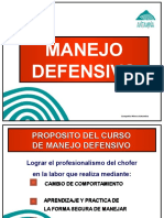 MANEJO DEFENSIVO