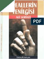 Ali Şeriati. İdeallerin Yenilgisi