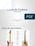 Curso de Guitarra (Nivel Basico)