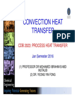 Convection Heat Transfer (Chapter 6)