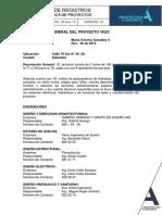 Ficha Técnica Vigo-r