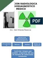 Diagnóstico Por Imagen - Protección Radiológica