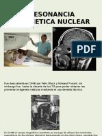 Diagnóstico Por Imagen - Resonancia Magnética