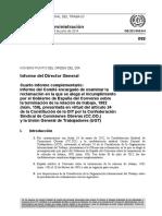 2014 España C158 Reclamacion