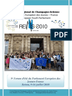 PEJ FE9 Dossier Bilan