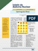 Sistema Renal medicina nuclear