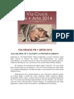VIA CRUCIS Y MEDITACIONES 2014 Rev.docx