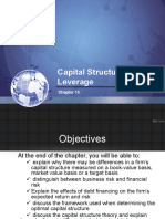 Chapter 15 Capital Structure and Leverage