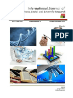 International Journal of Business, Social and Scientific Research-Cover Page