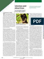 Averting Lemur Extinctions amid Madagascar's Politcal Crisis. Schwitzer Et Al 2014_Science (Feb.21, 2014)--Published Vrsn