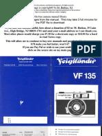 Voigtlander Vf135