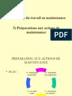 5 Preparation Travail