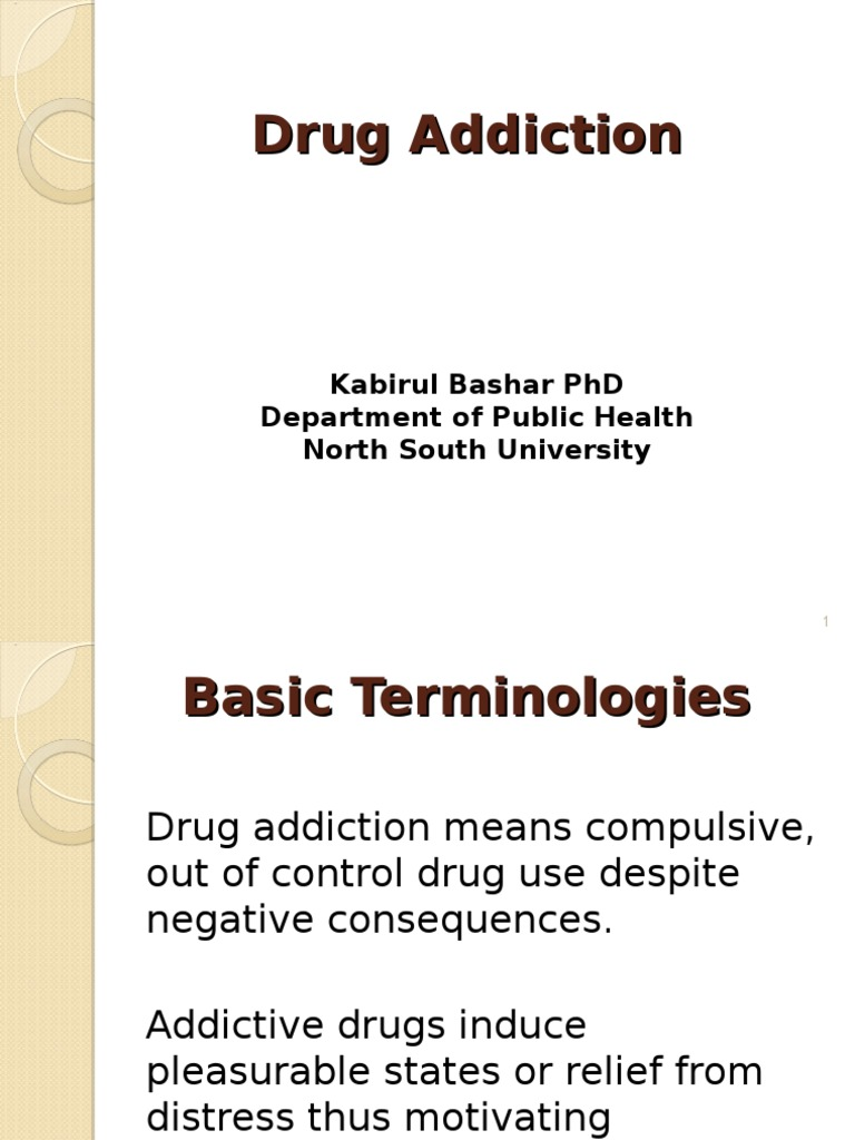 drug addiction.ppt | relapse | substance abuse